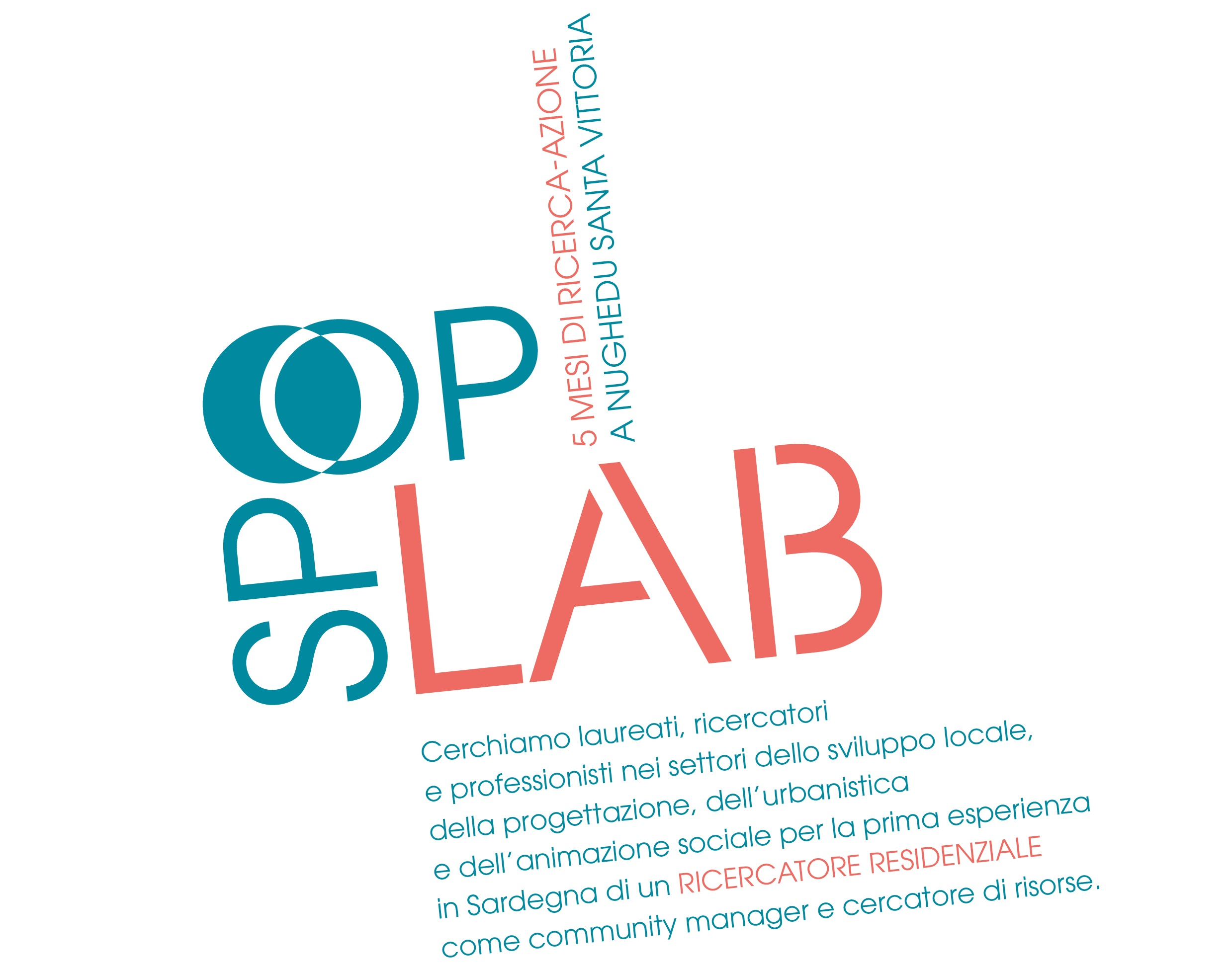 CERCASI COMMUNITY MANAGER PER SPOP LAB