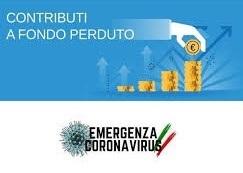 UNIONE COMUNI DEL BARIGADU CONTRIBUTI A FONDO PERDUTO ALLE IMPRESE - IMPATTO COVID 19