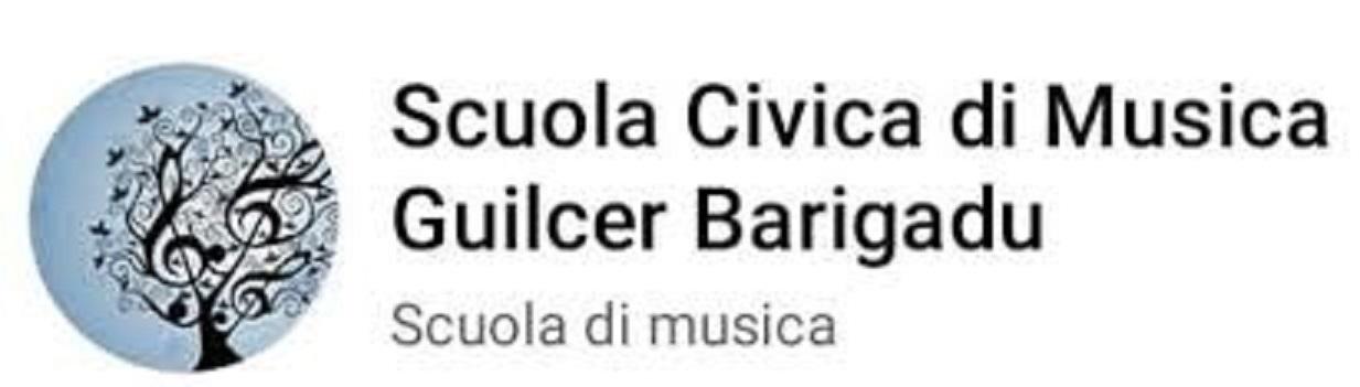 SCUOLA CIVICA DI MUSICA GUILCER/BARIGADU ISCRIZIONI A.S. 2021/2022